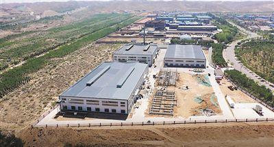 总投资292.7亿元 银川189个重点项目集中开工