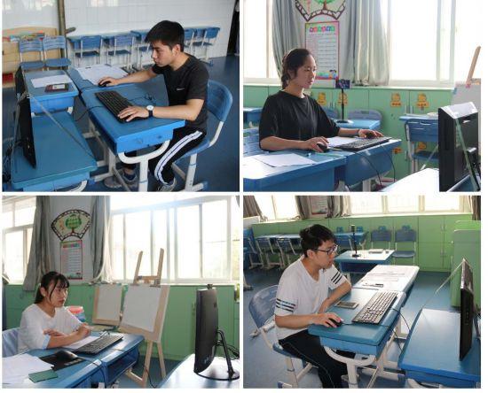 河南省焦作市特殊教育学校全力保障单招高考升学