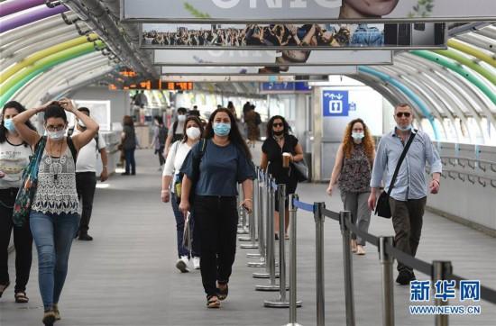 (国际疫情)(1)以色列火车恢复运营