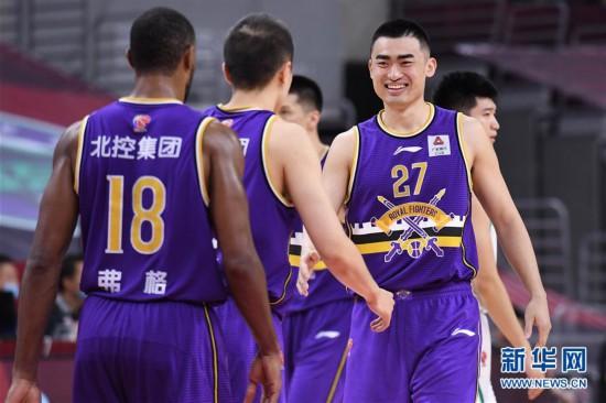 (体育)(2)篮球――CBA复赛第一阶段:北京控股胜山东西王