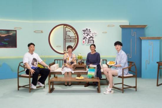 健康综艺《攒个局》录制倪萍、烧饼透露减肥秘籍