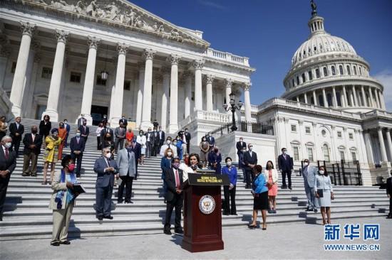 (国际)(2)美国会众议院表决通过民主党人警务改革草案