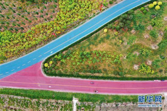 (环境)(2)河北迁西:河流生态修复再现绿水青山