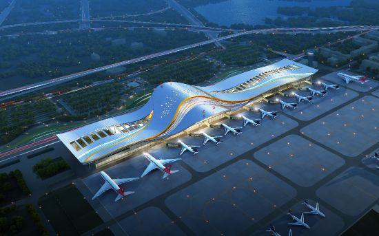 宜昌三峡机场项目建设进入快车道