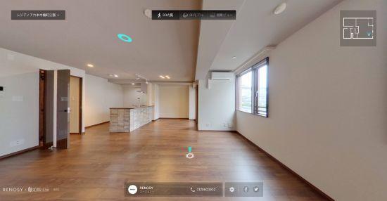 全新找房体验贝壳·如视VR技术输出海外