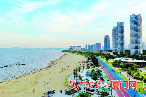 端午三天接待游客超20万人次滨海旅游浪漫线成为厦门岛外网红打卡地