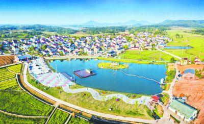 南京溧水晶桥芝山村创立综合社盘活集体经济