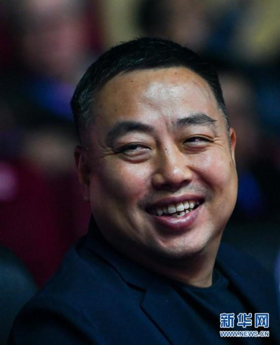 (体育)(2)乒乓球――刘国梁出任世界乒乓球职业大联盟理事会主席