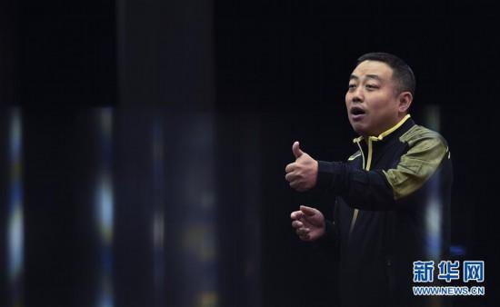(体育)(3)乒乓球――刘国梁出任世界乒乓球职业大联盟理事会主席