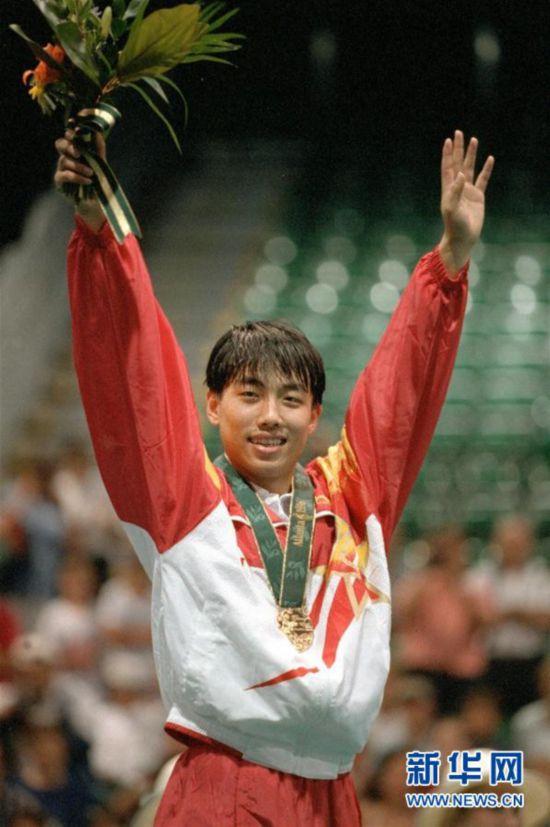 (体育)(7)乒乓球――刘国梁出任世界乒乓球职业大联盟理事会主席