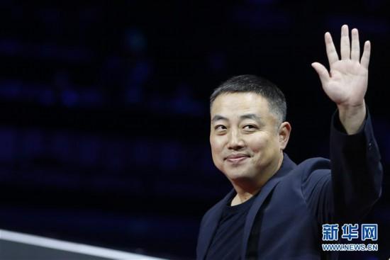 (体育)(1)乒乓球――刘国梁出任世界乒乓球职业大联盟理事会主席