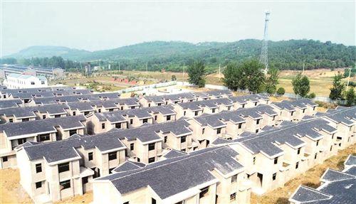 邳州开建22个新型农村社区万余户村民将搬新房