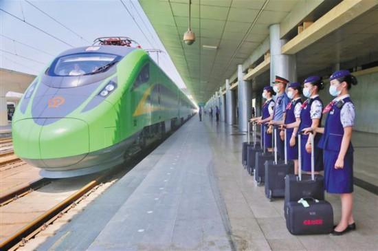 明日起西安至榆林复兴号动车组列车开行
