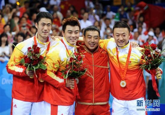 (体育)(6)乒乓球――刘国梁出任世界乒乓球职业大联盟理事会主席