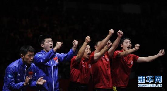 (体育)(5)乒乓球――刘国梁出任世界乒乓球职业大联盟理事会主席