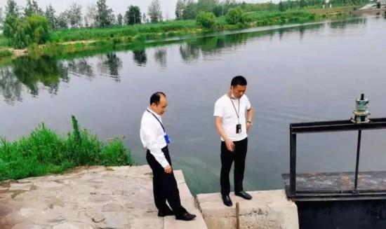 梅雨季連雲港開發區加強開展水環境巡查監管