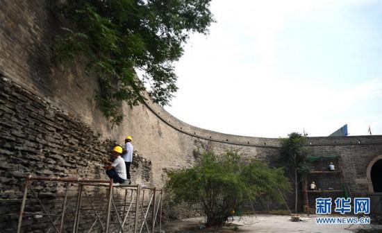 (文化)(1)河北啟動永年廣府古城修繕工程
