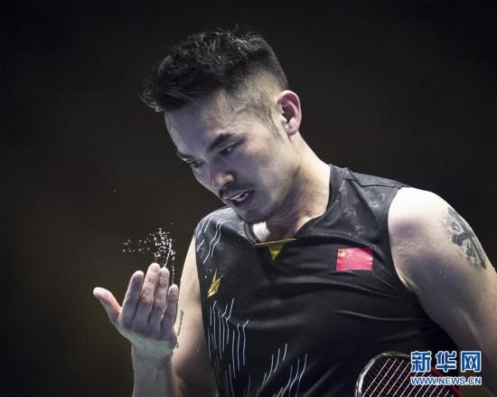 (体育)(19)羽毛球奥运冠军林丹宣布结束国家队生涯