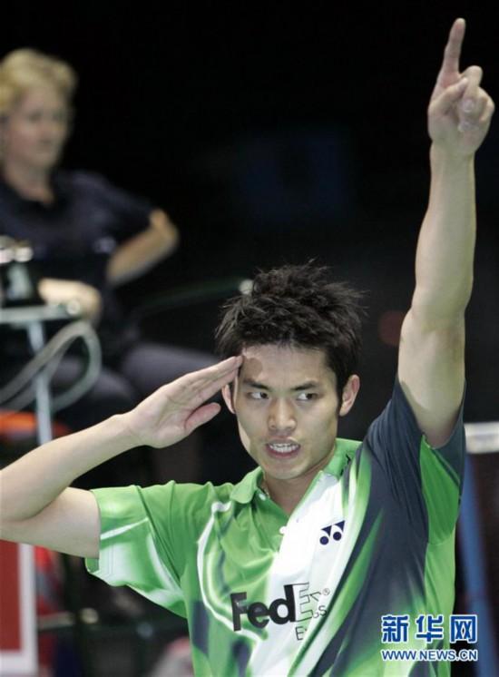 (体育)(3)羽毛球奥运冠军林丹宣布结束国家队生涯