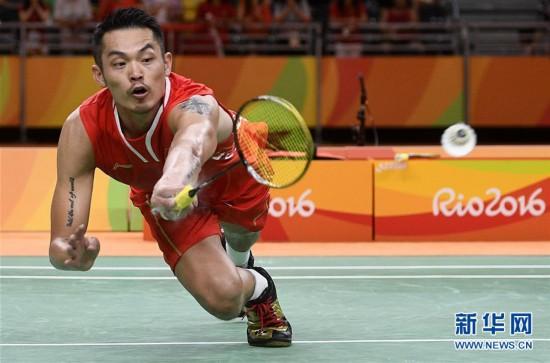 (体育)(13)羽毛球奥运冠军林丹宣布结束国家队生涯