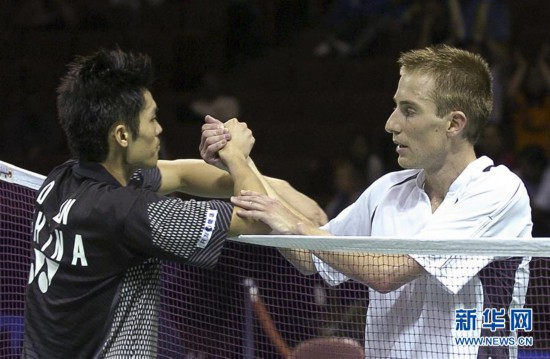 (体育)(14)羽毛球奥运冠军林丹宣布结束国家队生涯