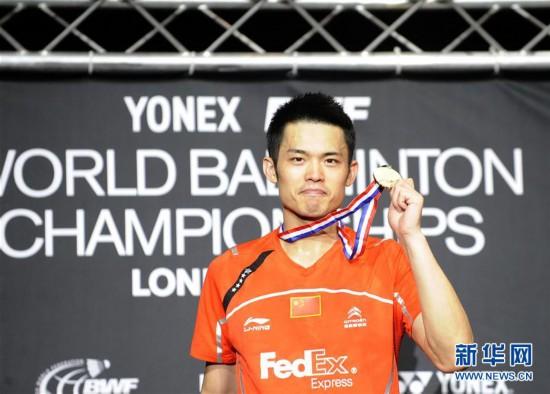 (体育)(6)羽毛球奥运冠军林丹宣布结束国家队生涯