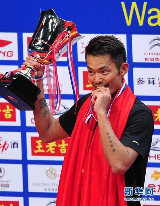 (体育)(7)羽毛球奥运冠军林丹宣布结束国家队生涯