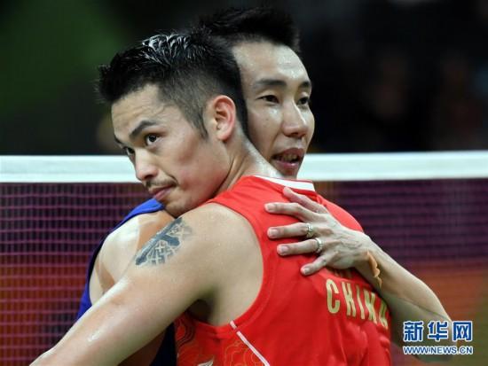 (体育)(17)羽毛球奥运冠军林丹宣布结束国家队生涯