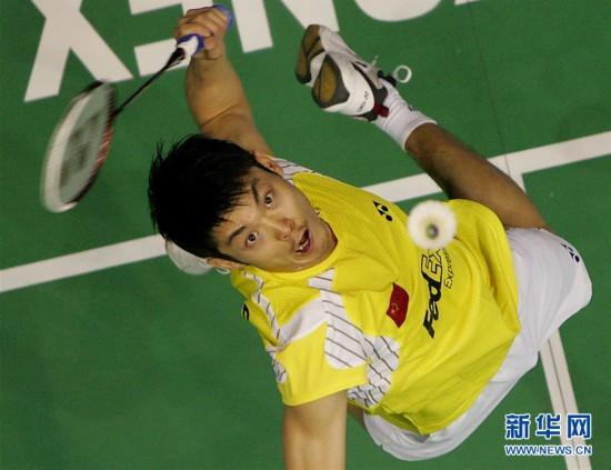 (体育)(10)羽毛球奥运冠军林丹宣布结束国家队生涯