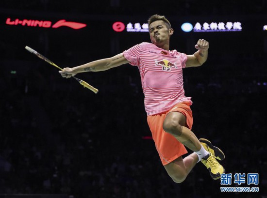 (体育)(11)羽毛球奥运冠军林丹宣布结束国家队生涯