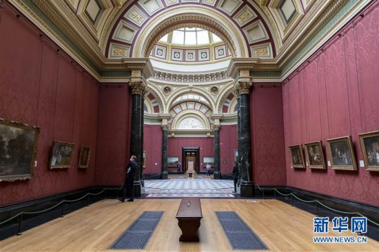 (国际疫情)(1)英国国家美术馆即将对公众开放