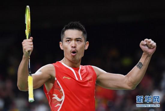 (体育)(21)羽毛球奥运冠军林丹宣布结束国家队生涯