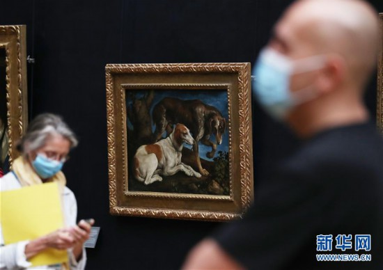 (国际疫情)(7)法国卢浮宫重新开门迎客