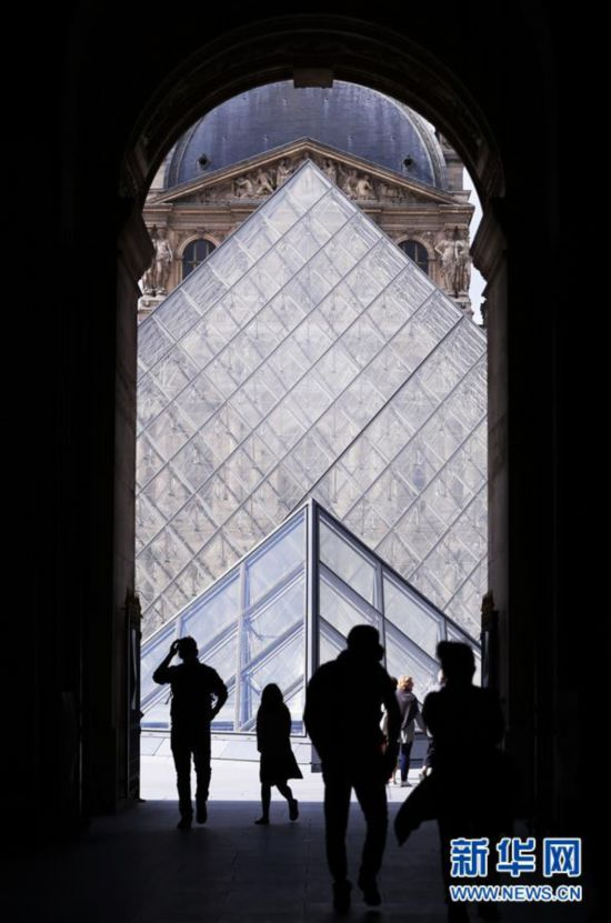 (国际疫情)(12)法国卢浮宫重新开门迎客