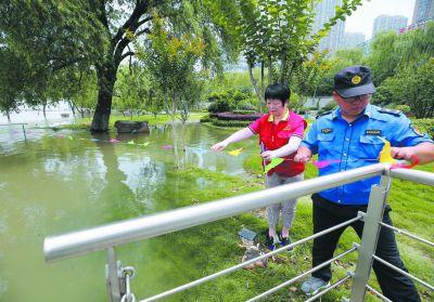 长江南京段超警戒水位 未来几天还将继续上涨