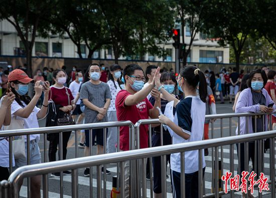 疫情防控下的中国高考