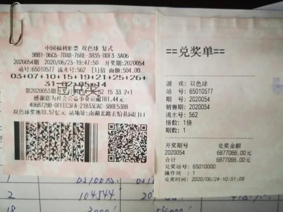 """合买又中奖!12人联手擒获""""双色球""""687万余元!"""