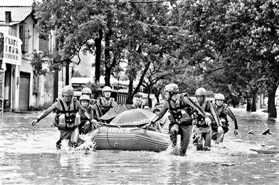 长江水利委员会升级发布洪水红色预警|水利部长江委员会