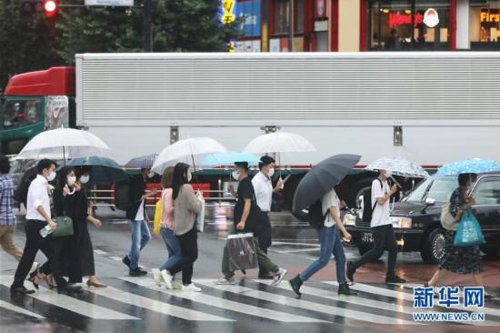 (国际疫情)(1)日本新增新冠确诊病例354例 东京都单日确诊创新高