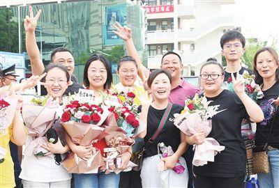 南通海门:高考顺利结束 中考两天后开始