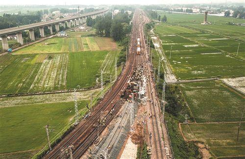 徐州:隴海、京滬線貨運通道重要