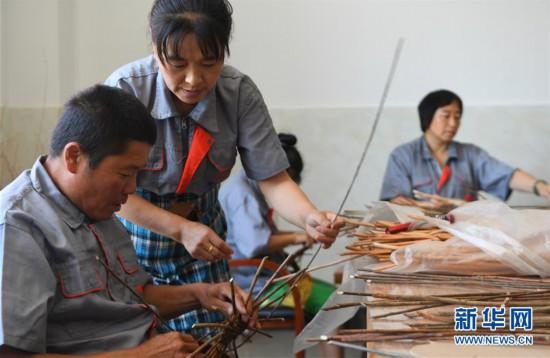 (社会)(2)吉林九台:新时代文明实践助力残疾人就业脱贫