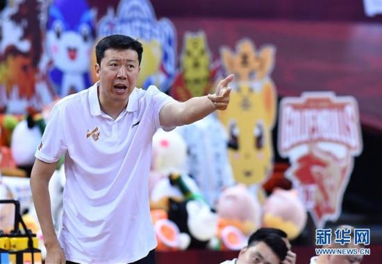 (体育)(8)篮球――CBA复赛第二阶段:八一南昌不敌浙江广厦控股