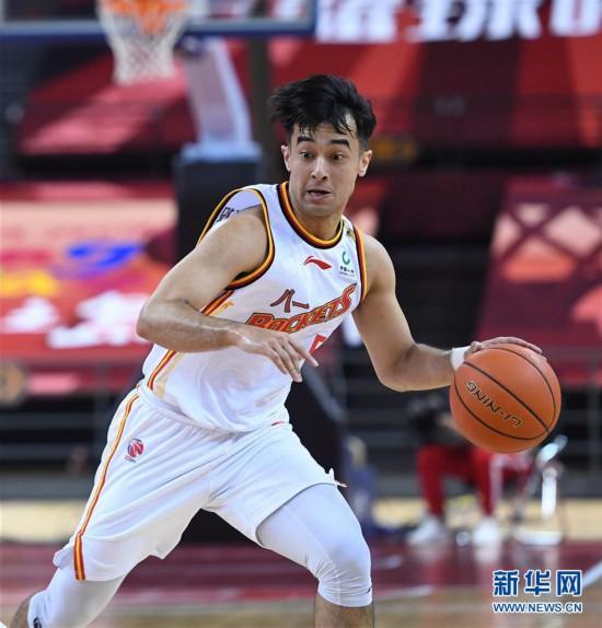 (体育)(2)篮球――CBA复赛第二阶段:八一南昌不敌浙江广厦控股