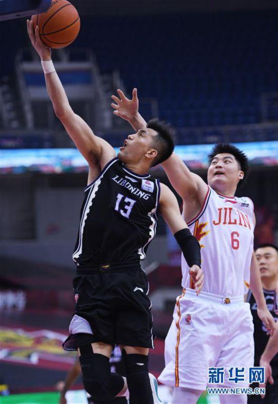 (体育)(9)篮球――CBA复赛第二阶段:辽宁本钢胜吉林九台农商银行