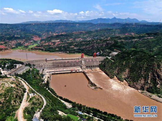 (环境)(1)三门峡水库降至汛限水位以下