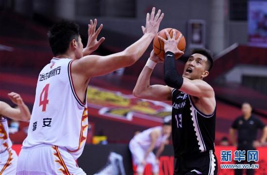 (体育)(2)篮球――CBA复赛第二阶段:辽宁本钢胜吉林九台农商银行