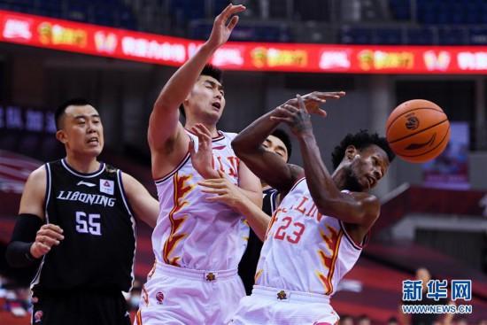 (体育)(11)篮球――CBA复赛第二阶段:辽宁本钢胜吉林九台农商银行