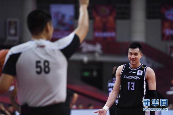(体育)(5)篮球――CBA复赛第二阶段:辽宁本钢胜吉林九台农商银行