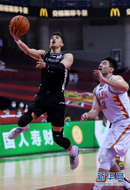 (体育)(13)篮球――CBA复赛第二阶段:辽宁本钢胜吉林九台农商银行